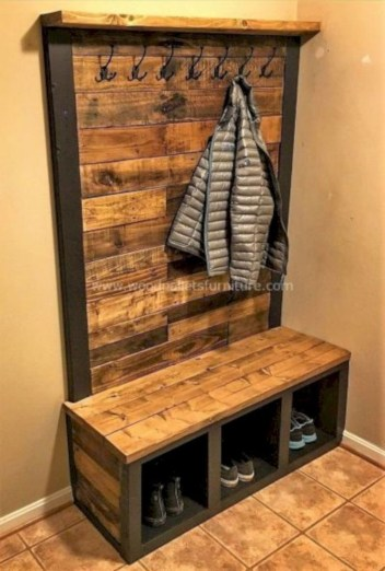 Casual Diy Pallet Furniture Ideas You Can Build By Yourself 54