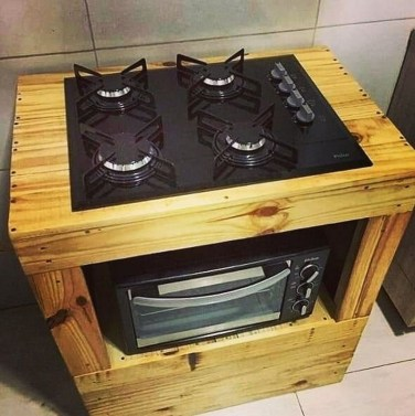 Chic Diy Projects Pallet Kitchen Design Ideas To Try 02