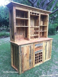 Chic Diy Projects Pallet Kitchen Design Ideas To Try 22