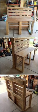 Chic Diy Projects Pallet Kitchen Design Ideas To Try 35