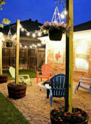 Classy Backyard Makeovers Ideas On A Budget To Try 17