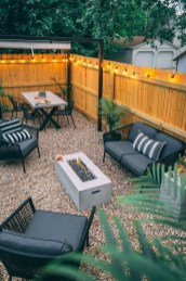 Classy Backyard Makeovers Ideas On A Budget To Try 34