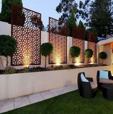 Elegant Backyard Patio Design Ideas For Your Garden 23