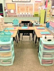 Elegant Classroom Design Ideas For Back To School 16