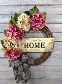 Hottest Summer Wreath Design And Remodel Ideas 39