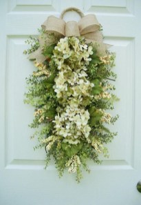 Hottest Summer Wreath Design And Remodel Ideas 47