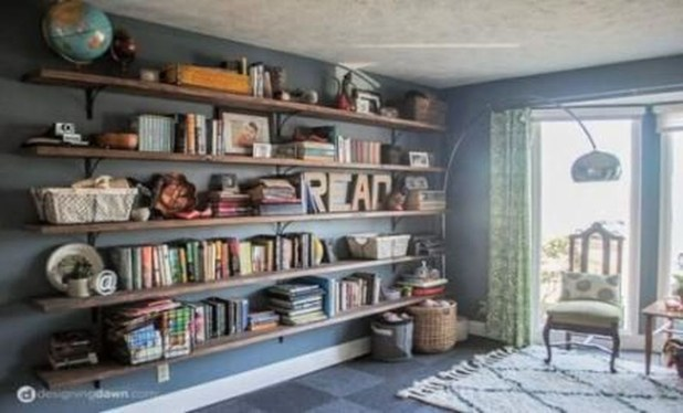 Latest Diy Bookshelf Design Ideas For Room 24
