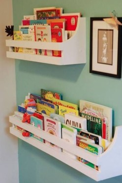 Latest Diy Bookshelf Design Ideas For Room 48