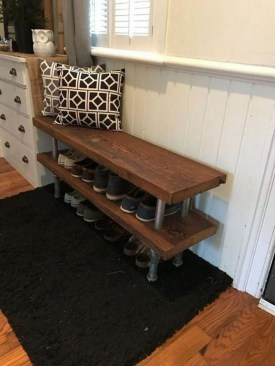 Latest Shoes Rack Design Ideas To Try 08