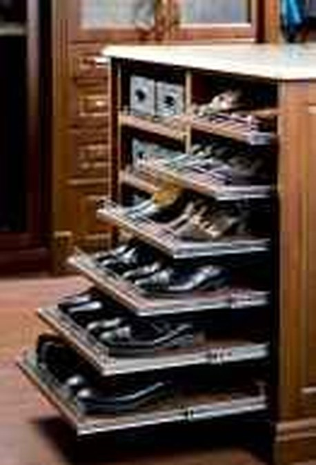 Latest Shoes Rack Design Ideas To Try 15