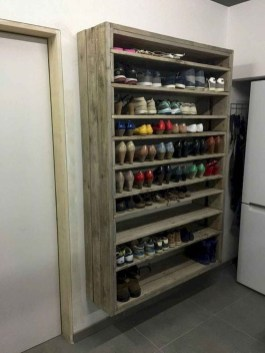 Latest Shoes Rack Design Ideas To Try 48