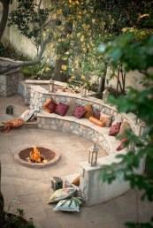 Newest Backyard Fire Pit Design Ideas That Looks Great 29