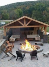 Newest Backyard Fire Pit Design Ideas That Looks Great 37