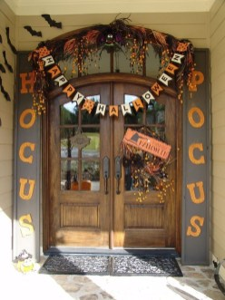 Newest Diy Outdoor Halloween Decor Ideas That Very Scary 34