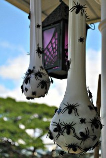 Newest Diy Outdoor Halloween Decor Ideas That Very Scary 37