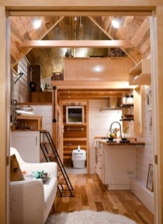 Rustic Tiny House Interior Design Ideas You Must Have 05