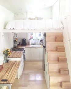 Rustic Tiny House Interior Design Ideas You Must Have 10