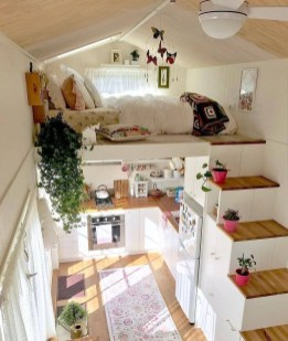 Rustic Tiny House Interior Design Ideas You Must Have 29