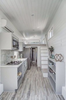 Rustic Tiny House Interior Design Ideas You Must Have 37