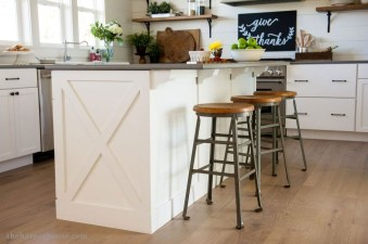 Trendy Fixer Upper Farmhouse Kitchen Design Ideas 04