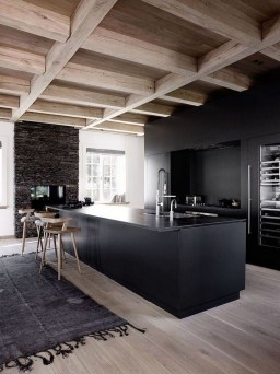 Awesome Wooden Kitchen Design Ideas You Must Have 34