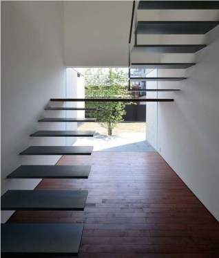 Best Minimalist Staircase Design Ideas You Must Have 26
