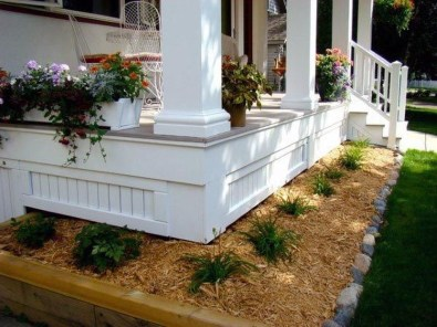 Comfy Porch Design Ideas To Try 06