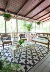 Comfy Porch Design Ideas To Try 32