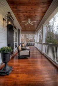 Comfy Porch Design Ideas To Try 39