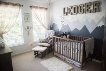 Fabulous Baby Boy Room Design Ideas For Inspiration 03
