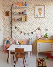 Pretty Playroom Design Ideas For Childrens 04