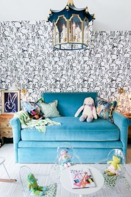 Pretty Playroom Design Ideas For Childrens 06