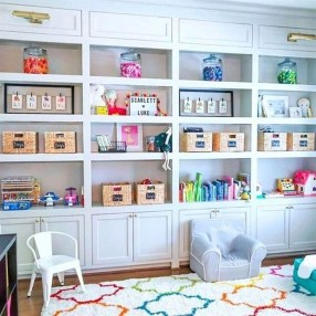 Pretty Playroom Design Ideas For Childrens 20