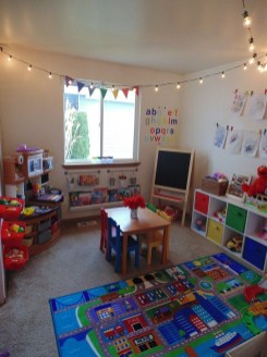 Pretty Playroom Design Ideas For Childrens 36