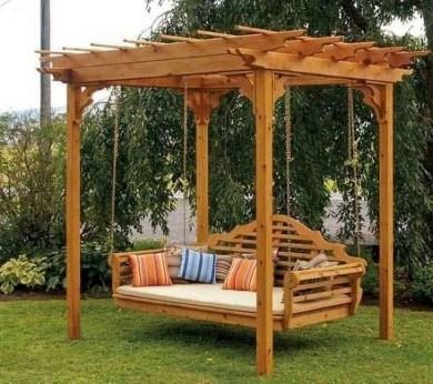 Stylish Gazebo Design Ideas For Your Backyard 24