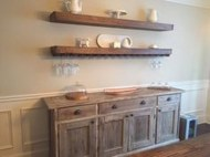 Awesome Dining Room Buffet Table Décor Ideas33