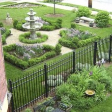 Best Ideas For Formal Garden Design04
