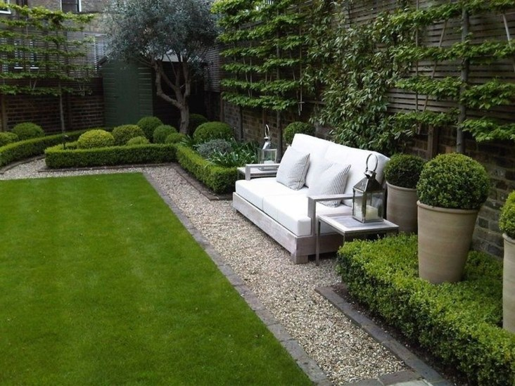 Best Ideas For Formal Garden Design20