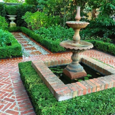 Best Ideas For Formal Garden Design24