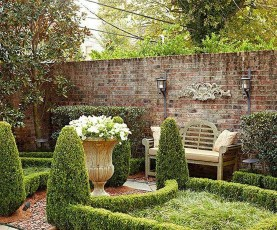 Best Ideas For Formal Garden Design40