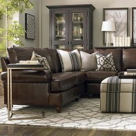 Fantastic Custom Sectional Sofa Design Ideas31