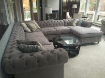 Fantastic Custom Sectional Sofa Design Ideas33