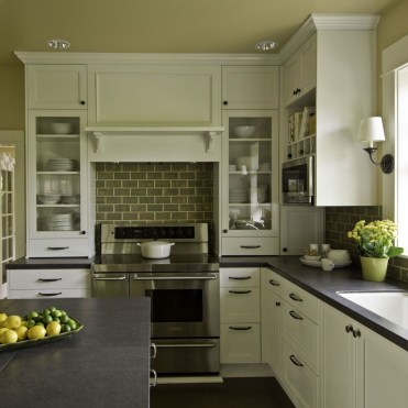 Fantastic L Shaped Kitchen Design Ideas31