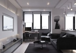 Fantastic Modern Style Apartment Designs Ideas44
