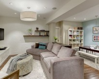 Gorgeous Cabinet Design Ideas For Small Living Room14