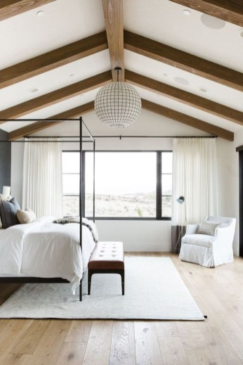 Modern Window Decor Ideas For The Bedroom20