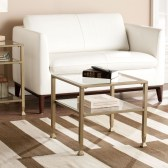 Awesome Glass Coffee Tables Ideas For Small Living Room Design10