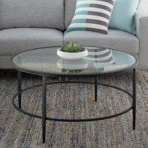 Awesome Glass Coffee Tables Ideas For Small Living Room Design21