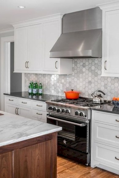 Best Ideas For Kitchen Backsplashes Decor With Pros And Cons01