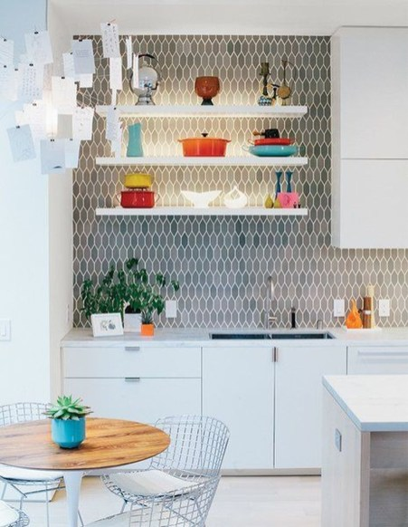 Best Ideas For Kitchen Backsplashes Decor With Pros And Cons04